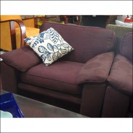 SILLON PURPURA